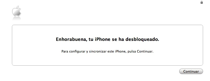 Liberar iPhone Movistar