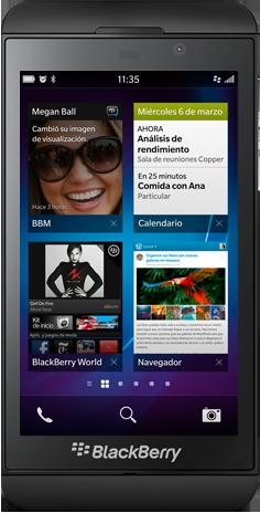 Liberar BlackBerry Z10