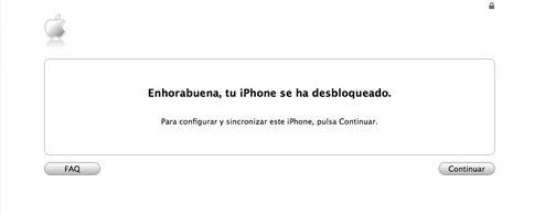 Liberar iPhone 5S y 5C